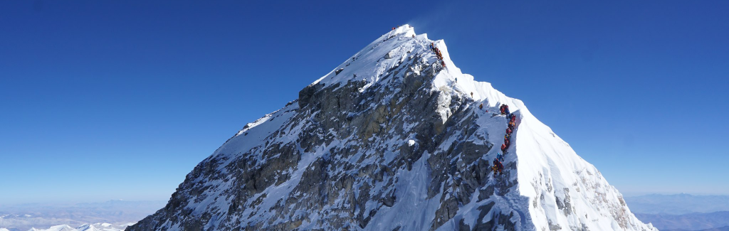 mt everest wow rates!